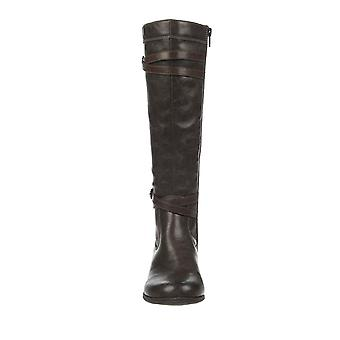 Naturalizer Womens Victorious (Wide Calf) Closed Toe Mid-Calf Fashion Boots