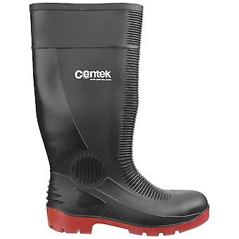 Centek Unisex FS338 Compactor Waterproof Safety Wellington Boots
