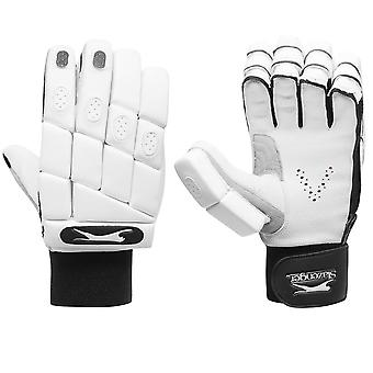 Slazenger Unisex Pro Tour Batting Gloves Juniors