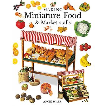 Making Miniature Food  Market Stalls by Angie Scarr