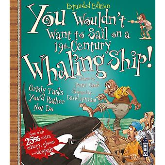 You Wouldnt Want To Sail On A 19thCentury Whaling Ship by Peter Cook