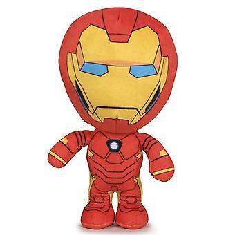 Marvel Avengers Iron Man Plush Gosedjur Plysch Mjukis 20cm