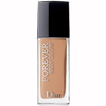 Christian Dior Forever Skin Glow 24H Wear Radiant Perfection Foundation SPF 35 4WP Warm Peach 1oz / 30ml