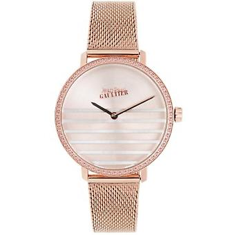Shows Jean-Paul Gaultier 8505601 - steel Milan Dor Rose wife