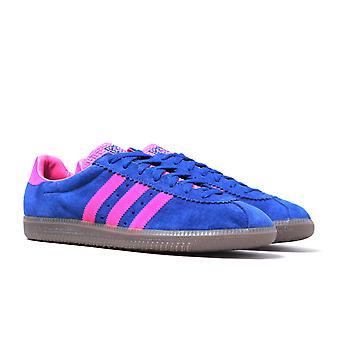 Adidas Originals padiham Royal Blue & rosa trenere