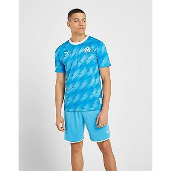 Nye Puma Olympique Marseille 2019/20 borte shorts blå