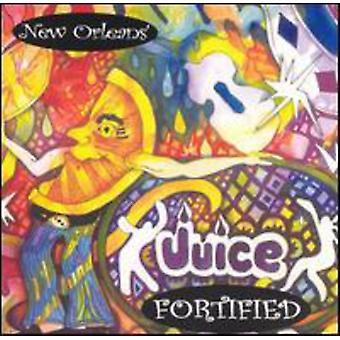 New Orleans Juice - Fortified [CD] USA import