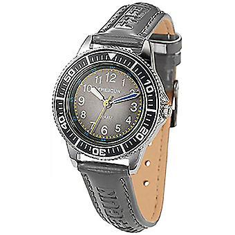 Watch Freegun Performer EE5183 - grey leather