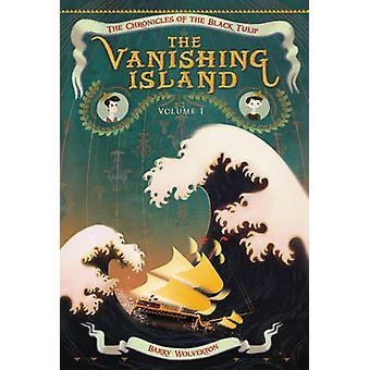 The Vanishing Island de Barry Wolverton & Illustrated par Dave Stevenson
