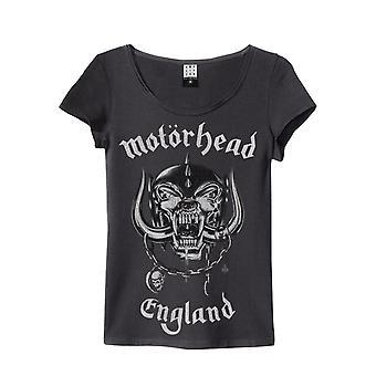 Motorhead Angleterre amplifié T-Shirt des femmes