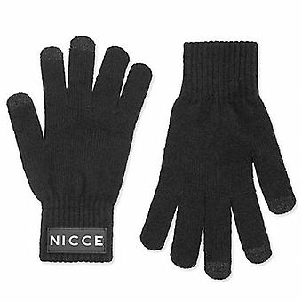 NICCE Nicce Pax Knitted Gloves Black