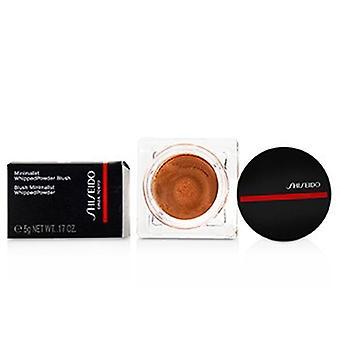 Shiseido Minimalist Whippedpowder Blush - # 03 Momoko (pêssego) 5g/0.17oz