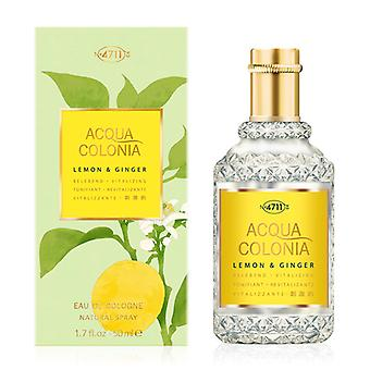 Women's Parfym Acqua 4711 EDC Citron & Ingefära/170 ml