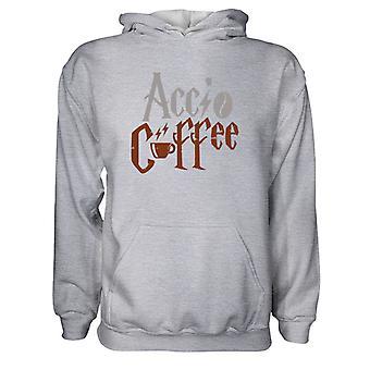 Herre Sweatshirts Hættetrøje-ACC Kaffe