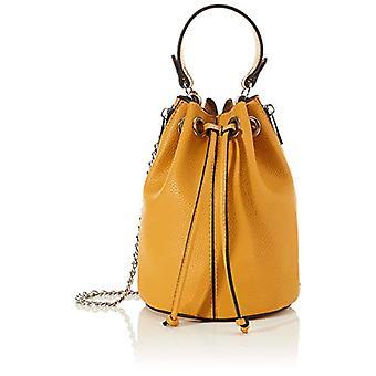 MARCO TOZZI 2-2-61014-24 Yellow Women's Bowling Bag (Yellow (SAFFRON 627)) 145x215x145 cm (B x H x T)