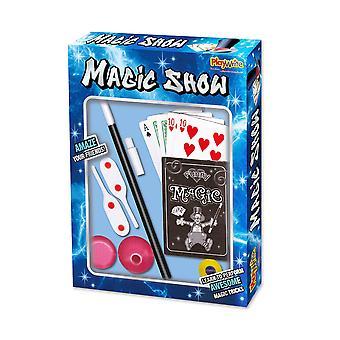 Weihnachten Shop Zaubertricks festlegen
