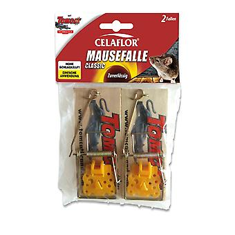 SUBSTRAL® Celaflor® Mousetrap Classic, 2 pieces