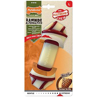 Nylabone Rawhide Knot Bone para Perros (Dogs , Toys & Sport , Chew Toys)