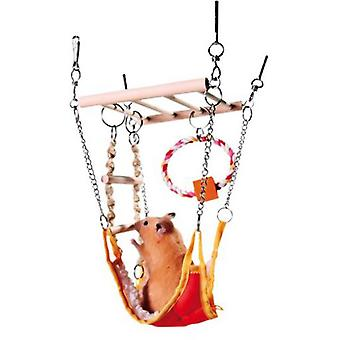 Trixie Hangbrug (Kleine dieren , Accessoires voor kooien , Bruggen en trappen)