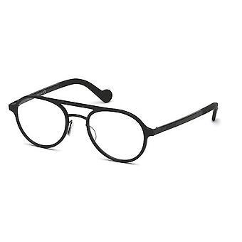 Moncler ML 5035 097 Matte Dunkelgrüne Brille