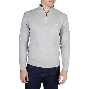 Tommy Hilfiger Original Men All Year Sweater - Grey Color 41965