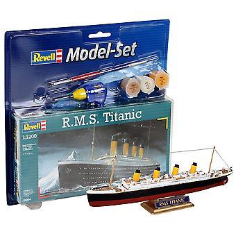 Revell 65804 R.M.S. Titanic 1:1200 Scale Plastic Model Kit