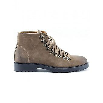 Made in Italia-schoenen-Enkellaarsjes-FERDINANDO_ANTILOPE-heren-saddlebrown-45
