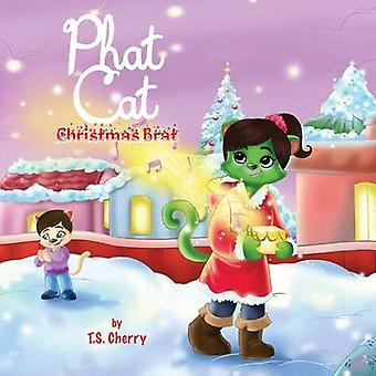 Phat Cat Christmas Brat Sozo Keys by Cherry & T.S.