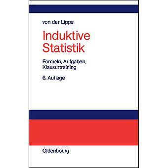 Induktive Statistik by Lippe & Peter von der