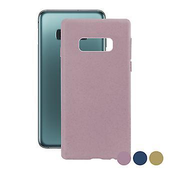 Pokrowiec na telefon Samsung Galaxy S10e KSIX Eco-Friendly