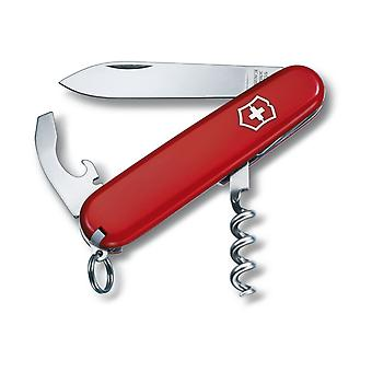 Victorinox WAITER Swiss army knife - 9 functions with corkscrew + bottle opener