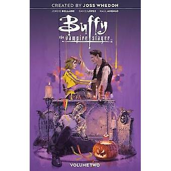 Buffy the Vampire Slayer Vol. 2 by Joss Whedon - 9781684154821 Book