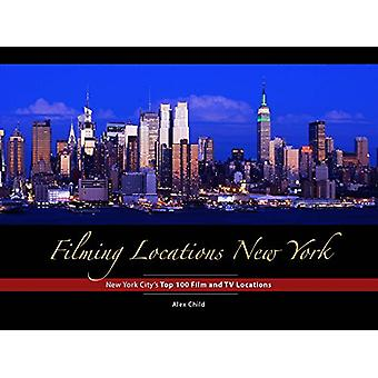 Filming Locations New York - 200 Iconic Scenes to Visit by  -Alex Chil