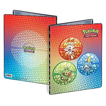 Ultra Pro Pokemon 9-Pocket Binder Sword and Shield Gala Starters