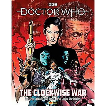 Doctor Who - The Clockwise War by Scott Gray - 9781846539695 Book