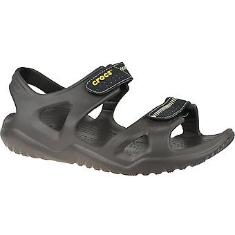 Crocs Swiftwater River Sandals 203965-23K Mens outdoor sandals