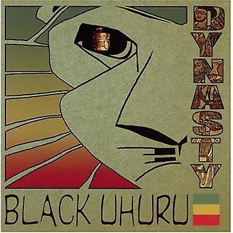 Black Uhuru - Dynasty [CD] USA import