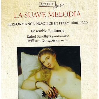 Ensemble Badinerie - La La Suave Melodia [CD] USA import