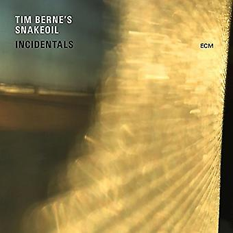 Tim Berne - oförutsedda utgifter [CD] USA import