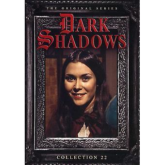 Dark Shadows - Dark Shadows: Dvd Collection 22 [4 Discs] [DVD] USA import