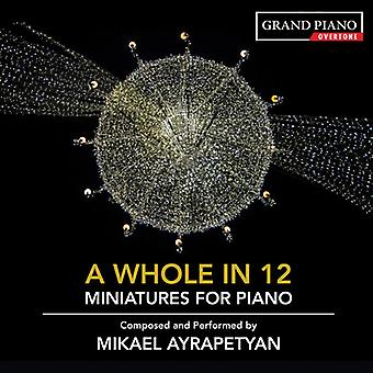 Whole In 12 [CD] USA import
