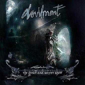 Devilment - Great & Secret Show [CD] USA import