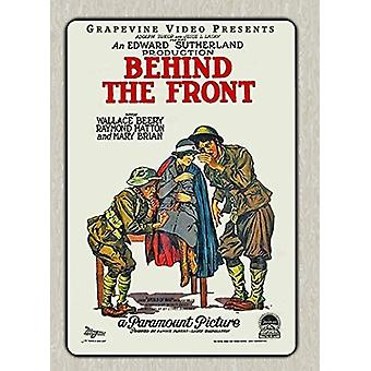Behind the Front (1926) [DVD] USA import