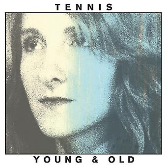 Tennis - Young & Old [CD] USA import