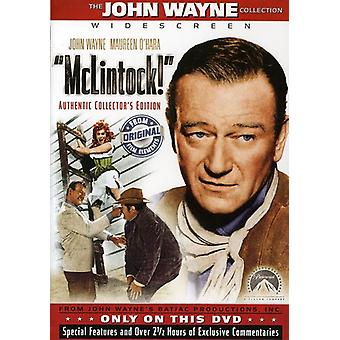 McLintock [DVD] USA import