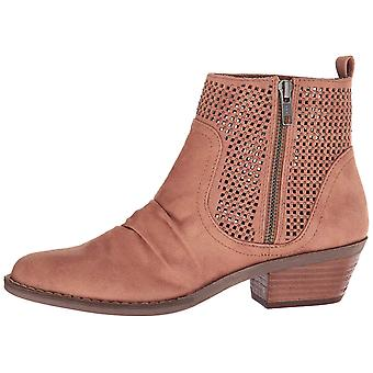 Report Womens Dorsey Suede Closed Toe Ankle Fashion Boots
