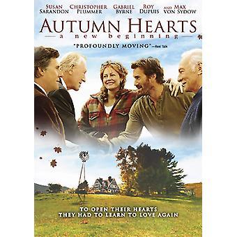 Autumn Hearts: A New Beginning [DVD] USA import