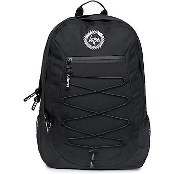 Hype Maxi Backpack Bag Black 14
