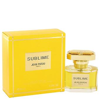 Sublime Eau De Parfum Spray By Jean Patou 1 oz Eau De Parfum Spray