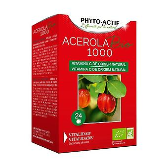 Acerola 1000 Bio 24 tablets
